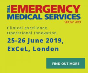 Emergency Medical Services Show 2019 block